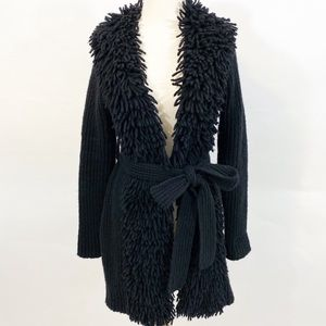 Anthropologie Charlie & Robin Sweater Coat